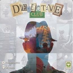 Jeu Détective Club