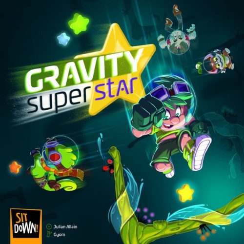 Jeu Gravity Superstar