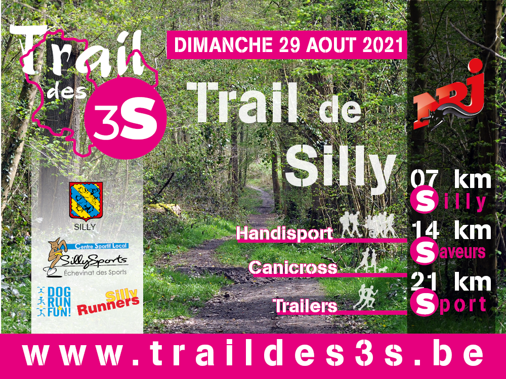 Trail des 3S - Canicross - Handisport