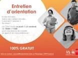 Information pour les jeunes en recherche d'orientation
