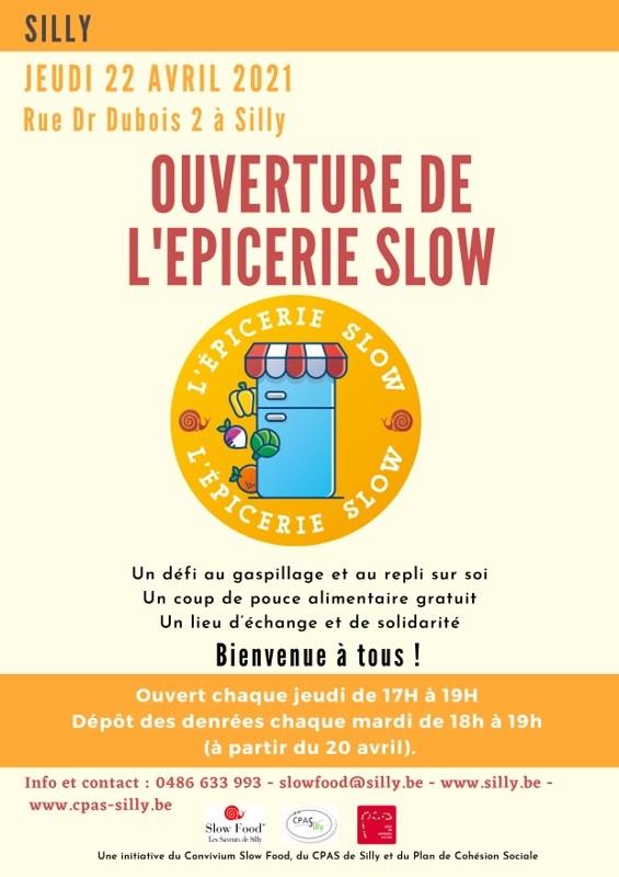Affiche épicerie Slow dernière version adresse ok page 001
