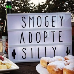 Smogey adopte Silly